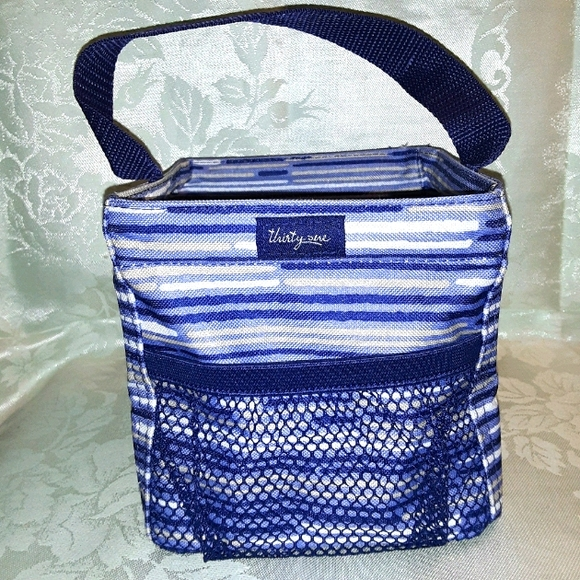 Thirty-One Littles Carry All, Geo Stripe